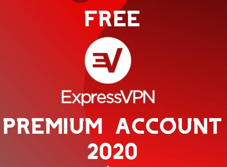Free Express Vpn Premium Account and Password October 2020 [100% Working]