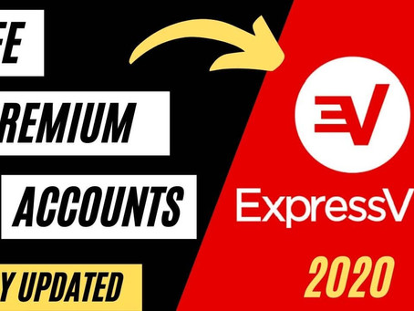 Free Express Vpn Premium Account and Password January 2021 [100% Working Today]