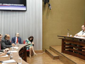 CPI vai propor medidas para aprimorar escolhas no Condepe
