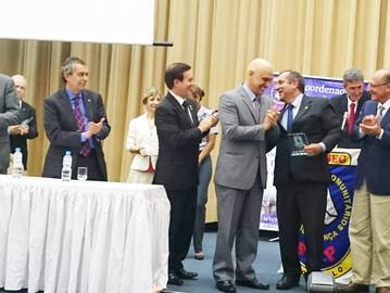 Deputado Coronel Camilo participa de cerimônia em homenagem aos CONSEGs