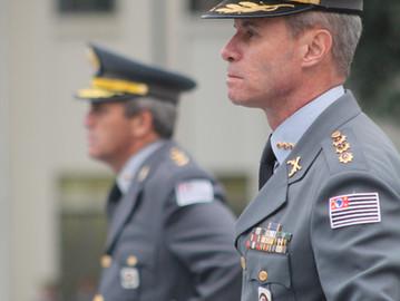 Academia de Polícia Militar do Barro Branco tem novo comandante