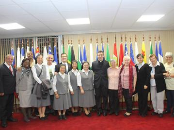 Sessão solene em homenagem ao bicentenário de Dom Bosco reúne personalidades religiosas