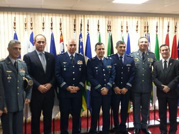 Solenidade em homenagem à Força Aérea Brasileira aconteceu na Assembleia Legislativa de São Paulo