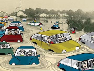 Dicas de Segurança durante enchentes