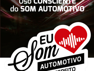 CONSEG lança cartilha para educar população sobre o uso consciente do som automotivo