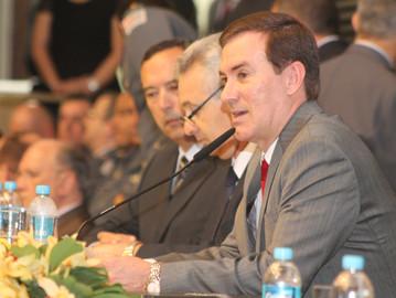 Coronel Camilo lança Frente Parlamentar em defesa da Família e da Cidadania