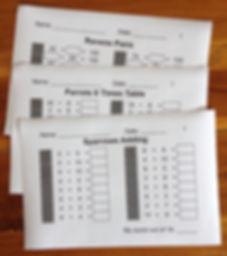 Printable tests free to download