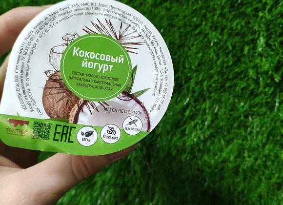 Йогурт кокосовый,140 г