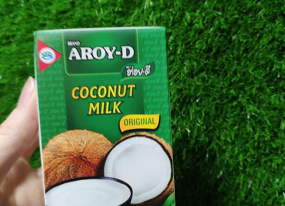 Кокосовое молоко Aroy-D,250 мл