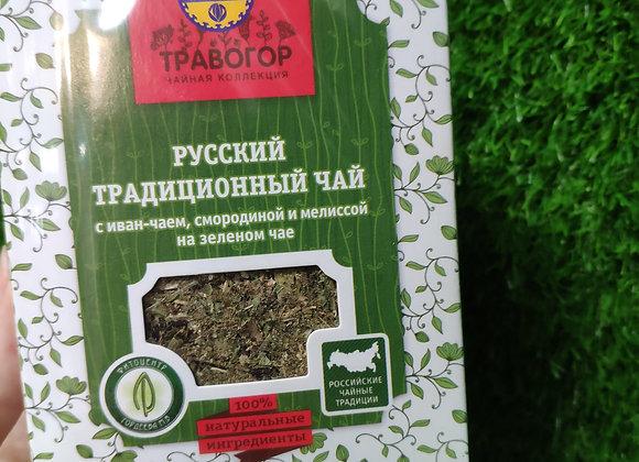 Русский традиционный чай на иван чае,60г