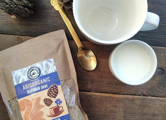 Кедровый кофе, с цикорием