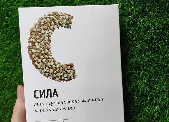 """Микс цельнозерновых круп """"Сила"""", 350г"""