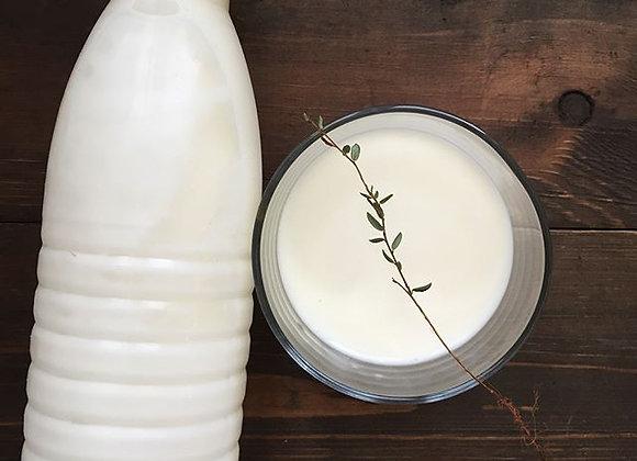 Йогурт термостатный 1% без сахара из коровьего молока,500 мл