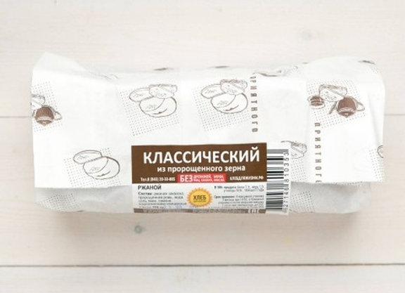 """Хлеб ржаной Классический, """"Хлеб для жизни"""", 700 г"""