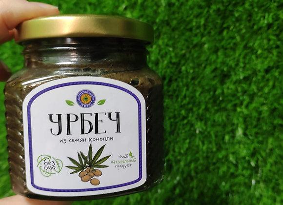 Урбеч из семян конопли,250мл