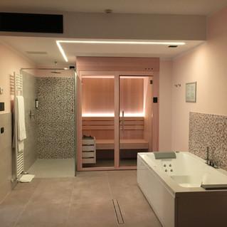 Suite con Spa Privata Hotel Saccardi
