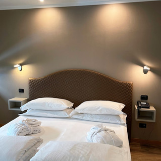 Camera superior Hotel Saccardi