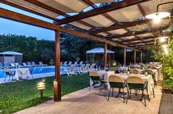 hotel Saccardi ristorante piscina ms100-