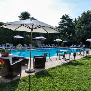Piscina Hotel Saccardi