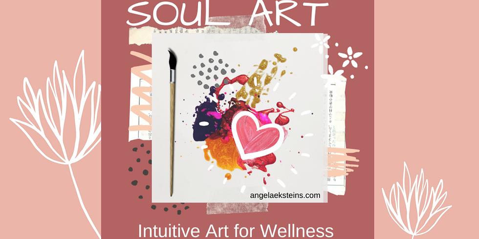 Soul Art (Wednesday mornings)