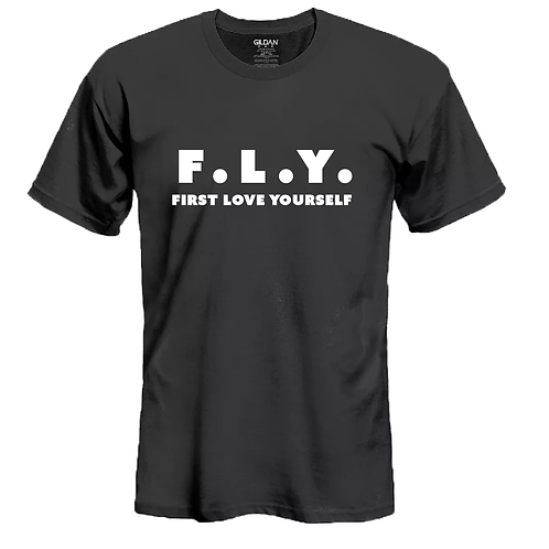 Toby Inc. F.L.Y. T-shirt Black