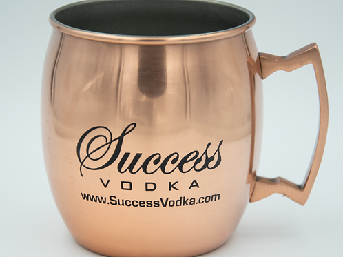 Success Vodka Moscow Mule