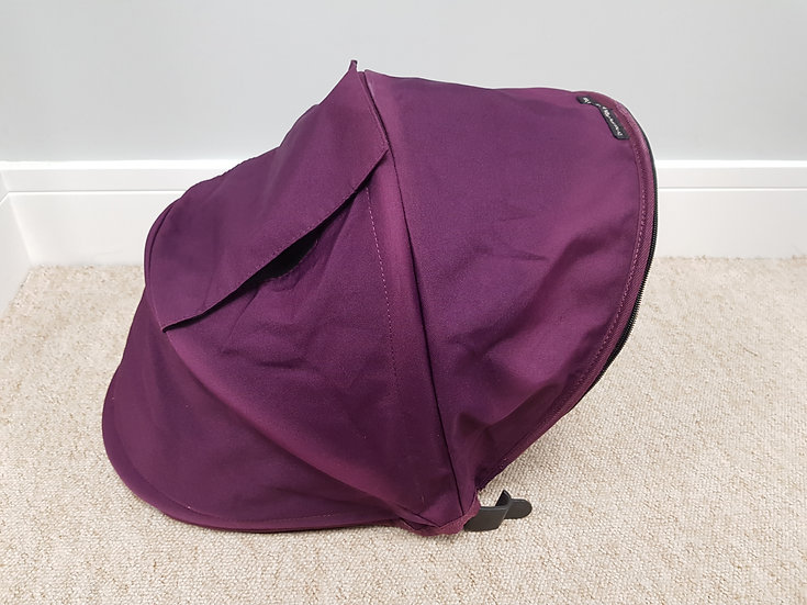Baby Jogger City Select purple amethyst hood