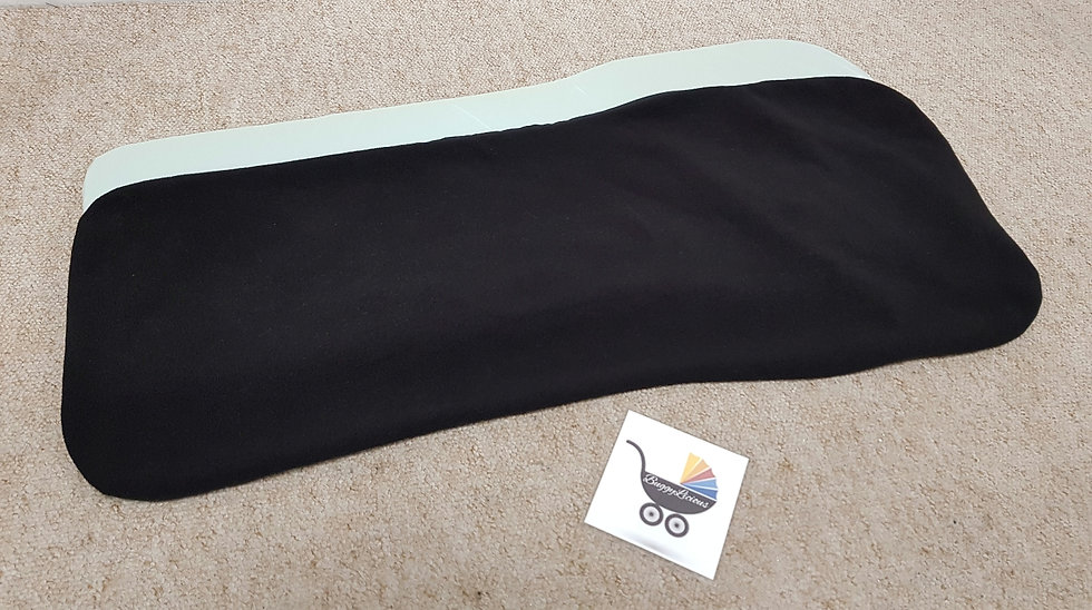 Bugaboo Donkey foam mattress and cover ONLY