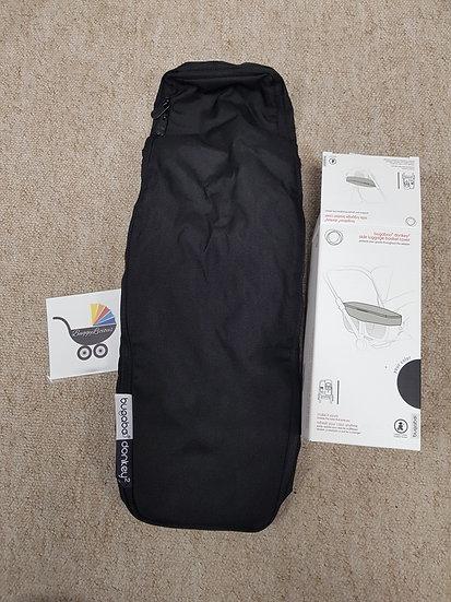 Brand New Bugaboo Donkey2 Black side basket luggage cover