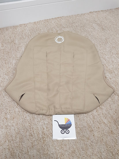 Bugaboo Cameleon 1/2 canvas seat liner - sand