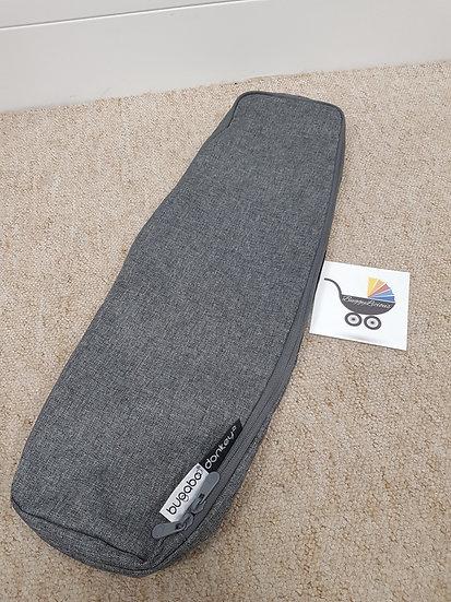 Brand New Bugaboo Donkey 2 side basket luggage cover - grey melange - no box
