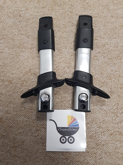 Baby Jogger City Select second seat adapters