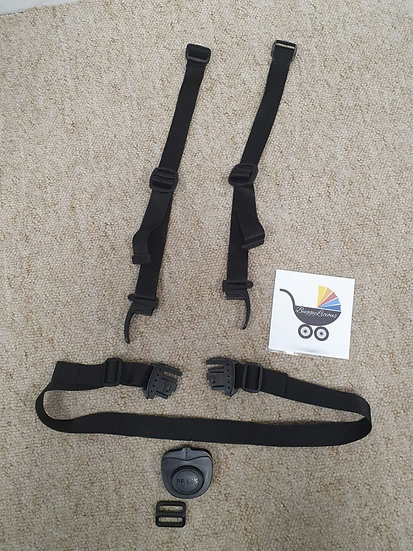 Baby Jogger 2013-2017 harness straps section parts
