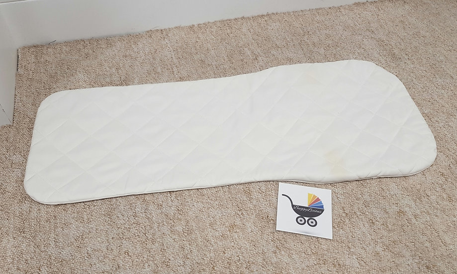 Bugaboo Donkey2 carrycot mattress cover ONLY classic quilted