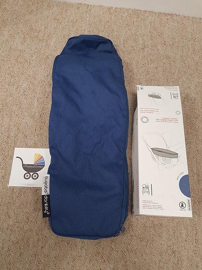 Brand New Bugaboo Donkey2 Sky Blue side basket luggage cover