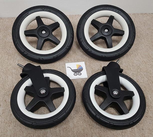 Bugaboo Donkey/2/Buffalo full set of foam wheels