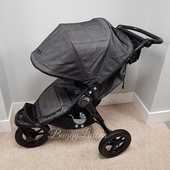 Preloved Baby Jogger City Elite Pushchair 2018 - Charcoal Denim
