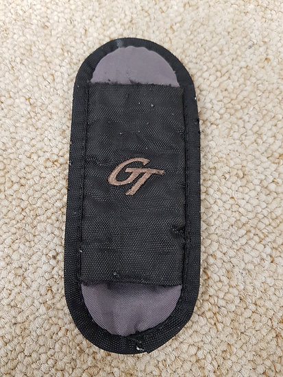 Baby Jogger GT SINGLE chest pad. Black/grey