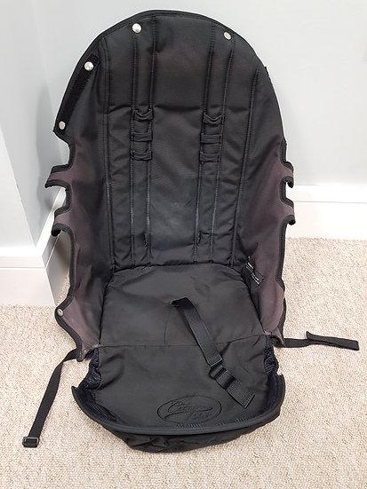 Baby Jogger City Select seat fabric black NO harness 010