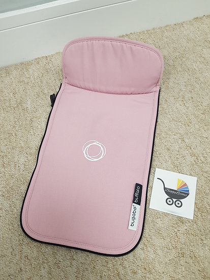 Bugaboo Buffalo carrycot apron ONLY - soft pink