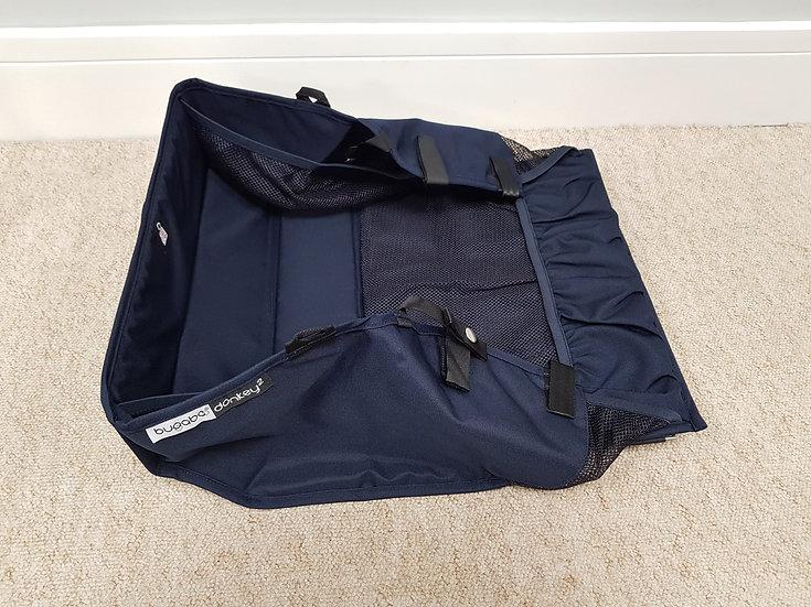 Brand New Bugaboo Donkey2 underseat basket- navy blue classic