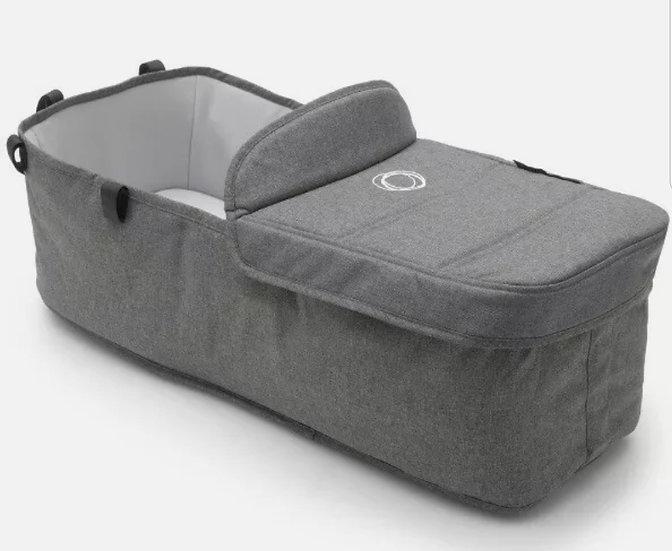 Brand New Bugaboo Donkey2 carrycot fabrics in grey melange