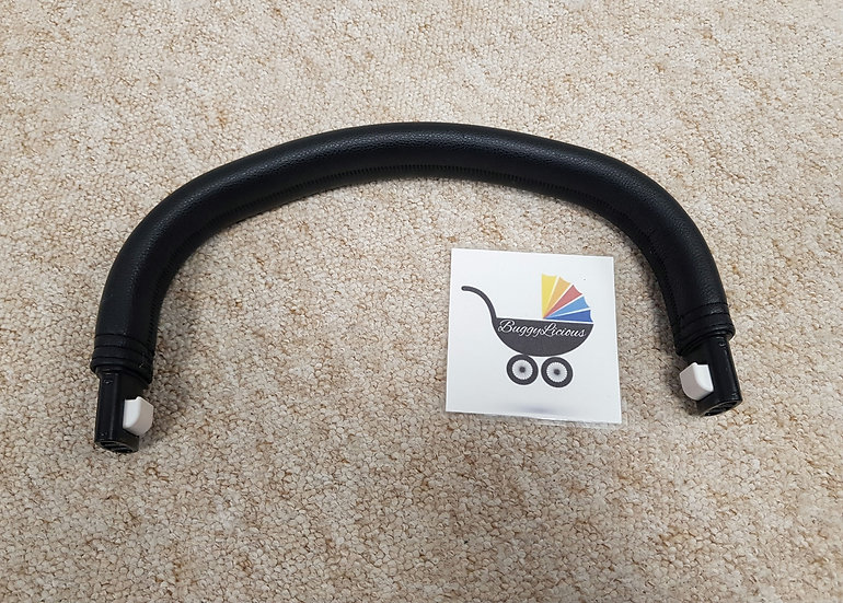 Bugaboo Donkey Donkey2 leatherette carry handle bumper bar