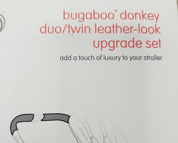 Brand New Bugaboo Donkey Donkey2 leatherette chassis handlebar upgrade