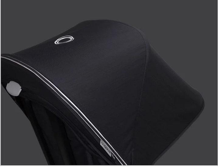 Brand New Bugaboo Fox 1 2 Cameleon 1 2 3 sun canopy hood Stellar Reflective