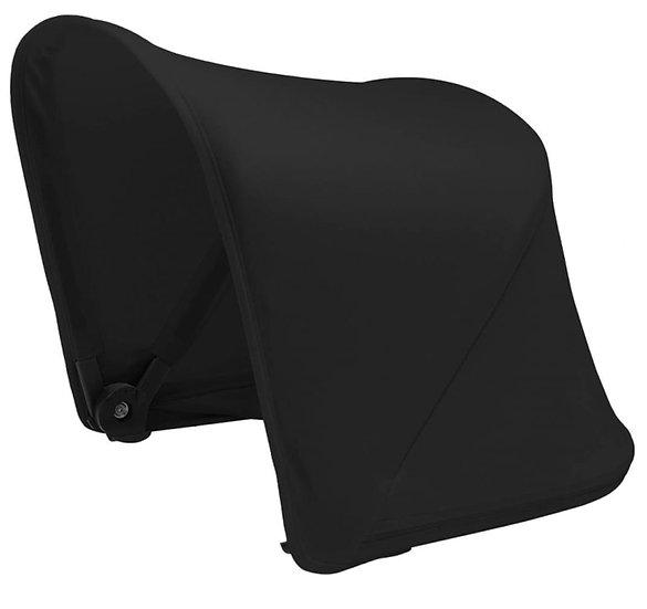 Brand New Bugaboo Fox 1 2 Cameleon 1 2 3 sun canopy hood Black