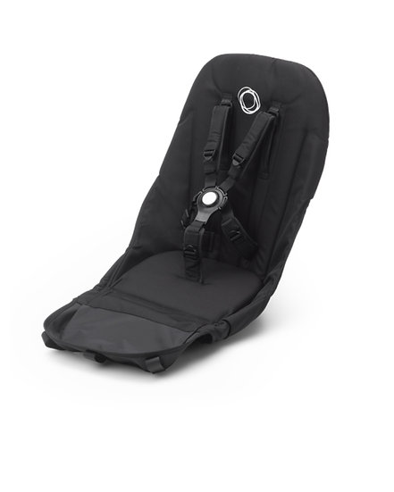 Brand New Bugaboo Donkey2 Seat Fabric - black