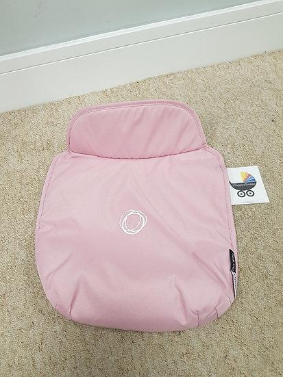 Bugaboo Donkey carrycot apron - soft pink