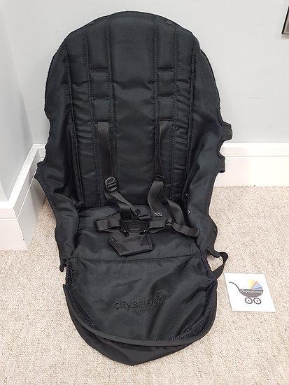 Baby Jogger City Select seat fabric - black 001