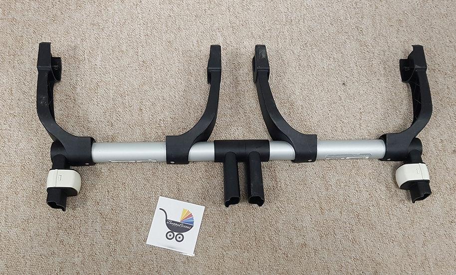 Bugaboo Donkey twin maxi cosi car seat adapter